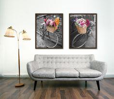 Basket of Flowers I & II by Assaf Frank from Canadian Art Prints and Winn Devon Art Group Inc. https://www.facebook.com/CAPandWinnDevonhttp://capandwinndevon.com/product/basket-of-flowers-ii/