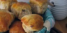 Σταφιδόψωμο με μέλι και καρύδι ( χωρίς ζάχαρη) - Elena's Cooking