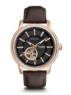 Bulova 97A109 Men's Automatic Watch