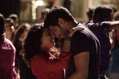 O Kaadhal Kanmani Movie Pic, Movie Photo, 100 Days Of Love, Mani Ratnam, Romantic Movie Quotes, Nithya Menen, Malayalam Cinema, Pic Pose, Actor Photo