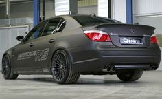 BMW E60 M5 G-Power Hurricane RS (750 hp)