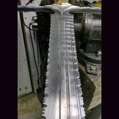 File madness! #knifecommunity #knifecommunity #knifemaking #knifeporn #swords #swordmaking #blacksmith #bladeforums