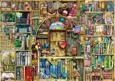 The Bizarre Bookshop by Colin Thompson