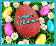 Veselé Velikonoce obrázky, citáty a animace pro Facebook - ObrazkyAnimace.cz Blog, Facebook, Blogging