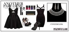 Glamorous Party Look Jewelries