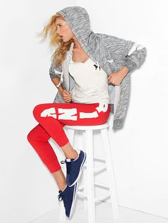 PINK's Top Ten Looks for Fall - #2 Gym Pant