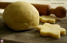 Pasta frolla con farina di riso. Una pasta frolla adatta anche ai celiaci e, a mio avviso, molto più digeribile rispetto alla pasta frolla classica