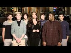 one direction promo for SNL! harry's face aahhahahaa oh god