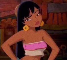 Black Cartoon Characters, Black Girl Cartoon, Cartoon Icons, Cartoon Art Styles, Cartoon Drawings, Pink Wallpaper For Girl, Black Girls Pictures, Black Bratz Doll, Instagram Cartoon