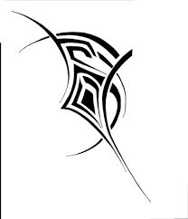 Image result for tribal wing tattoo designs