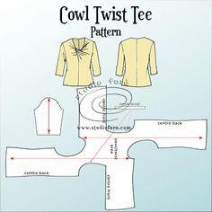 Pattern Puzzle - Issey Miyake Single Twist