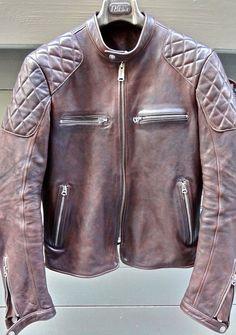 Coole Jacken, Motorrad, Bekleidung, Leder, Leder Für Männer, Lederjacken,  Cafe 14f2d01ed8