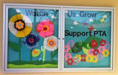 2013 PTA Membership Theme: Watch Us Grow.