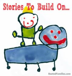 Stories to Build On... via RootedFamilies.com