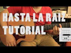 """Como tocar """"Hasta la Raíz"""" de Natalia Lafourcade - Tutorial Guitarra (Ac..."""
