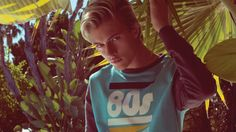 LUCKY BLUE SMITH STARS in PENSHOPPE SPRING 2016 CAMPAIGN