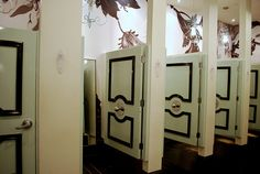 Dressing Room Doors Forever 21 Commercial Interior