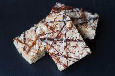 Storesøsters Kjøkken: Rice Krispies Treats Med Sjokolade