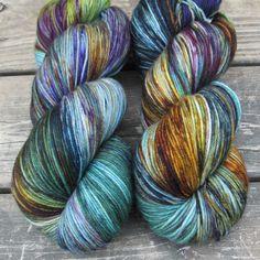Arcade - Yowza - Babette | Miss Babs Hand-Dyed Yarns & Fibers, Inc.