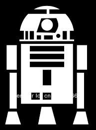 Image result for r2d2 star wars stencils free
