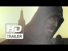Primeiro trailer do filme 'Assassin's Creed' - Cinema BH
