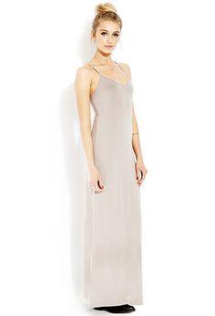 Minimalist Maxi Dress | FOREVER21