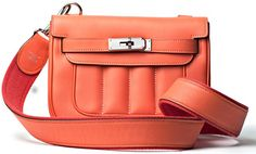 Hermes Fall Winter 2013 Ad Campaign: The Mini Berline Bag