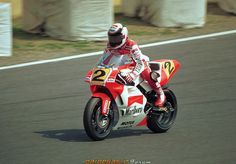Wayne Rainey - Marlboro Roberts Yamaha YZR500V4