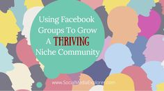 Facebook Groups are my secret sauce. I used them to recruit 150 writers in three months to help start a publication. A year later, I began freelancing for a company that sells software to digital...read more