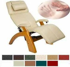 Human Touch Manual Perfect Chair Recliner with Memory Foam Kit - PC6 / PC-6 Maple Recline Wood Base with Ivory Bonded Leather - The Zero Anti Gravity Chair ViscoElastic Memory Foam Pads Included + 2 Year Parts and Labor Warranty by Human Touch. $2137.00. The zero gravity position cradles your back and elevates your legs above your heart, which is the position that doctors recommend as the healthiest way to sit.. Human Touch Perfect Zero Anti Gravity Manual Recl...