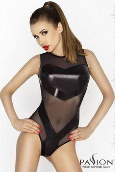 Passion Dessous - Sexy CLOVER Body S/M, L/XL, XXL/XXXL