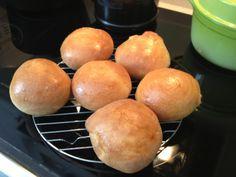 homemade burger buns - King Arthur Flour recipe