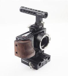 New #Blackmagic Pocket Camera Cage from #Movcam. #bmpcc