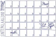 sinterklaas kalender