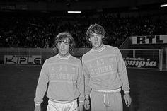 Laurent Paganelli et Laurent Roussey