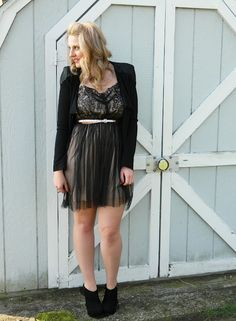 "Monica Modzelewski of ""Caravan of Style"" in UO's dress #urbanoutfitters"