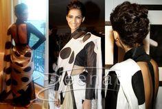 Sonam Kapoor | Desiger Backless Saree