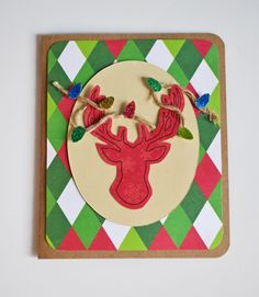 Christmas Card Printable! Dear, Marigold. www.dearmarigold.com #christmas #printable #cards #holidays #reindeer #redandgreen #christmascard #scrapbooking #blog #canada #canadian Printable Christmas Cards, Printable Cards, Printables, Marigold, Reindeer, Scrapbooking, Canada, Crafty, Holidays