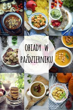 pomysły_na_obiady Baby Food Recipes, My Recipes, Diet Recipes, Cooking Recipes, Healthy Recipes, Polish Recipes, Skinny Recipes, Chana Masala, Meal Prep