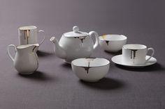 """Witty yet refined ceramics"" All images Reiko Kaneko"