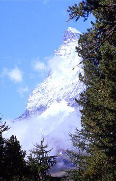 Matterhorn, Suisse