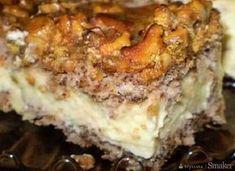 Orzechowiec - najlepszy Cake Recipes, Snack Recipes, Dessert Recipes, Cooking Recipes, Polish Desserts, Polish Recipes, My Favorite Food, Favorite Recipes, Yummy Treats