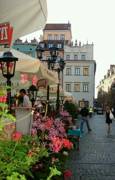Warsaw - Old Town Market Square