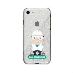 Case - El case del ingeniero de alimentos, encuentra este producto en nuestra tienda online y personalízalo con un nombre o mensaje. Phone Cases, Engineer, Store, Food Items, Messages, Creativity, Phone Case