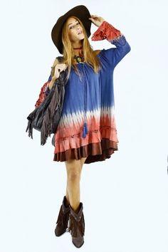 Vestido Ciganinha - Vestidos Yacamim