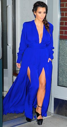 Kim Kardashian and Kanye West hit the charity Angel Ball in New York last ...