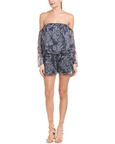 WSPLYSPJY Women Strapless Sleeveless Tube Top Drawstring Loose Jumpsuit Long Romper