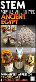 StudentSavvy: Ancient Egypt STEM Ideas!