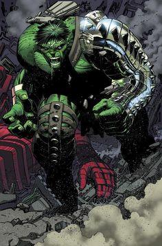 20 diferentes tipos de Hulk 7