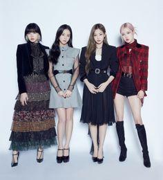 Kim Jennie, Red Velvet アイリン, Blackpink Outfits, Lisa Park, Saint Laurent, Kim Jisoo, Looks Black, Black Pink Kpop, Blackpink Photos